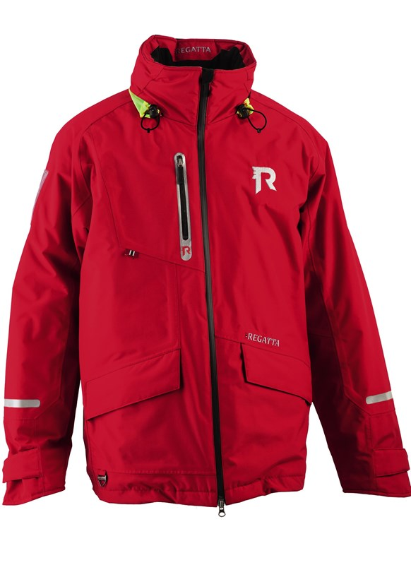Regatta Rocal Red 861