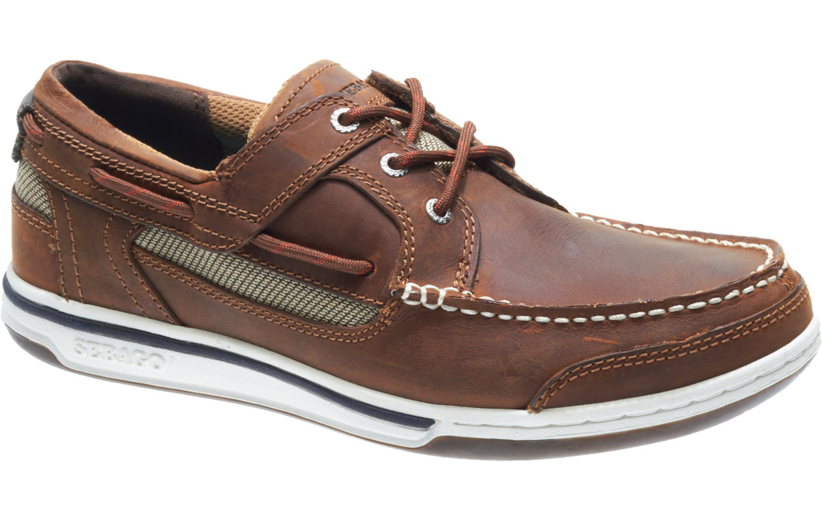 Sebago Triton Three Eye Walnut - RESTPARTI