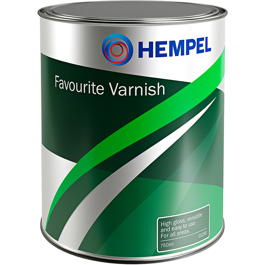 Favourite Varnish klarlakk - Hempel
