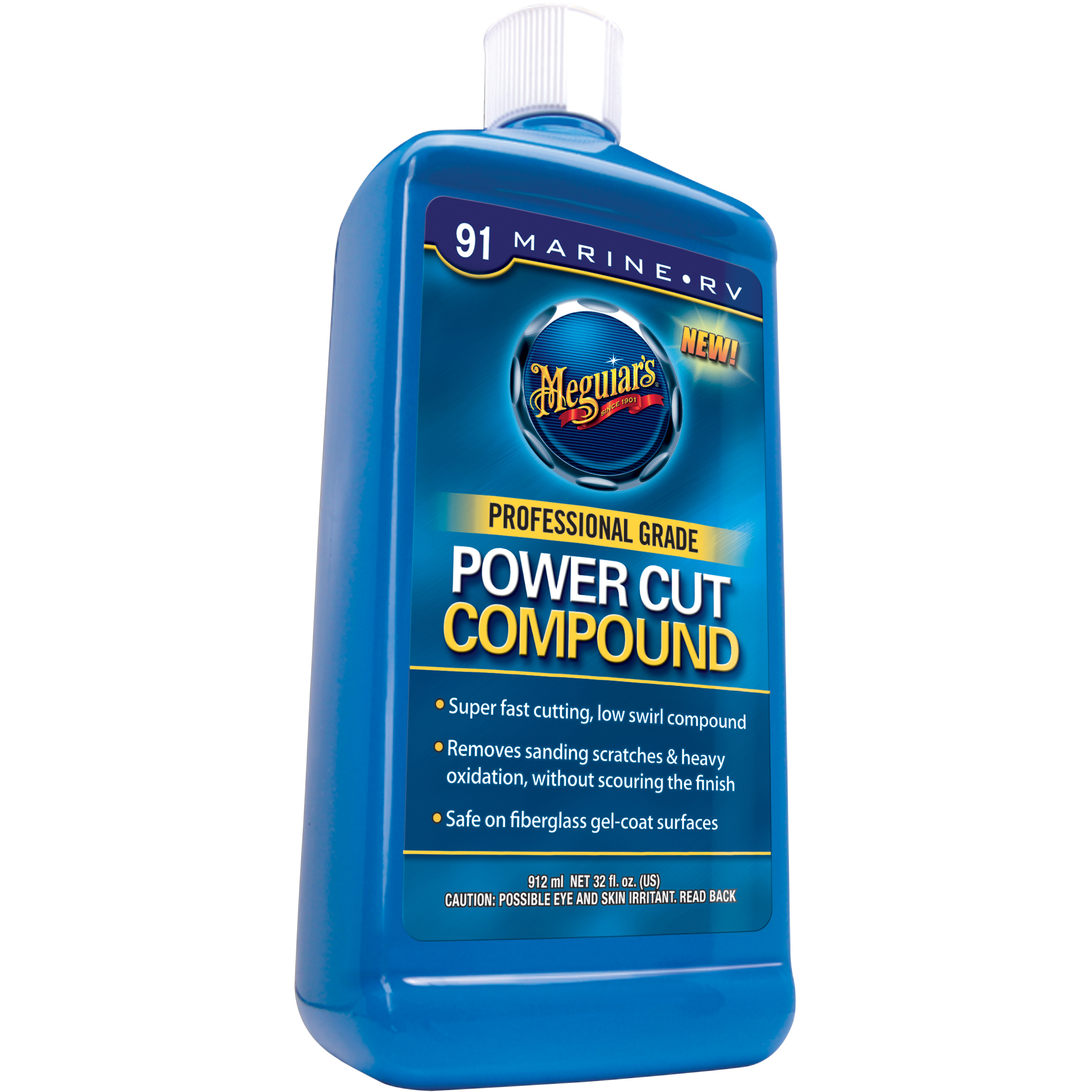 Marine Power Cut Compound - Meguiar's