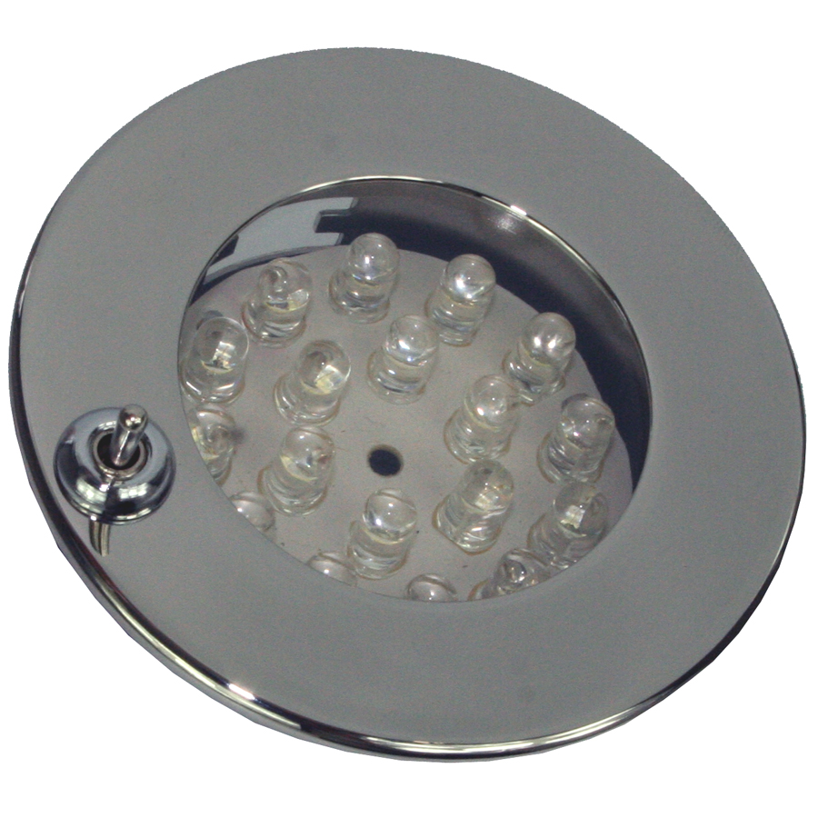 Downlight, LED m/bryter