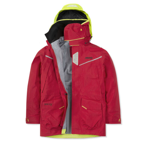 Musto MPX Offshore Jakke True Red